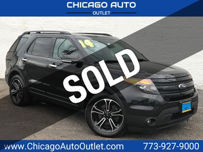 Ford Explorer Models >> Used Ford Explorer At Chicago Auto Outlet Il