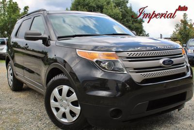 2014 Ford Explorer FWD 4dr SUV