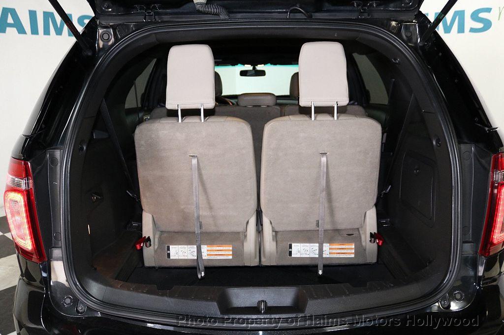 2014 Ford Explorer FWD 4dr XLT - 18459950 - 9