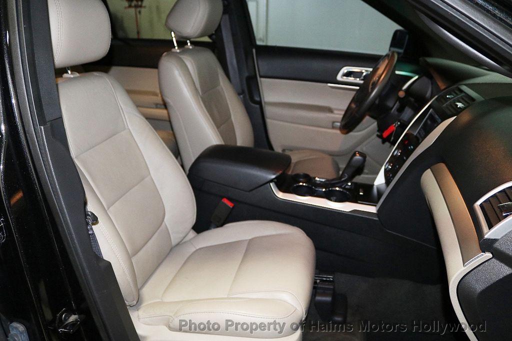 2014 Ford Explorer FWD 4dr XLT - 18459950 - 15