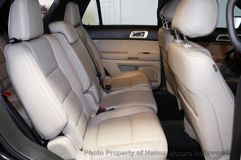 2014 Ford Explorer FWD 4dr XLT - 18459950 - 16