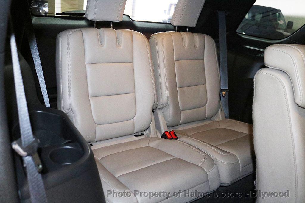 2014 Ford Explorer FWD 4dr XLT - 18459950 - 17