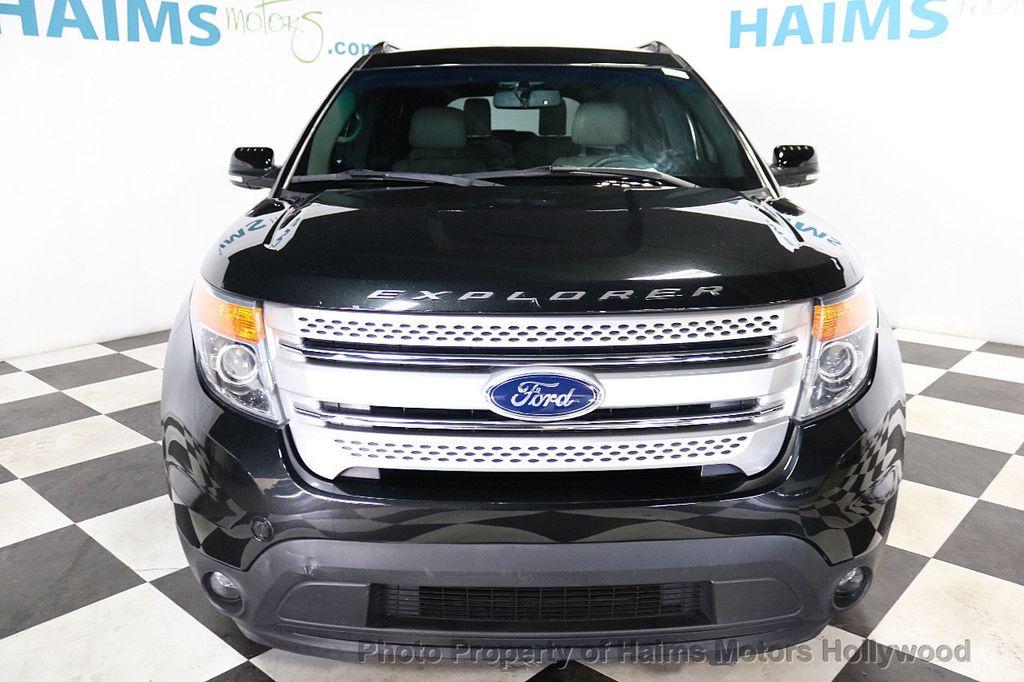 2014 Ford Explorer FWD 4dr XLT - 18459950 - 2