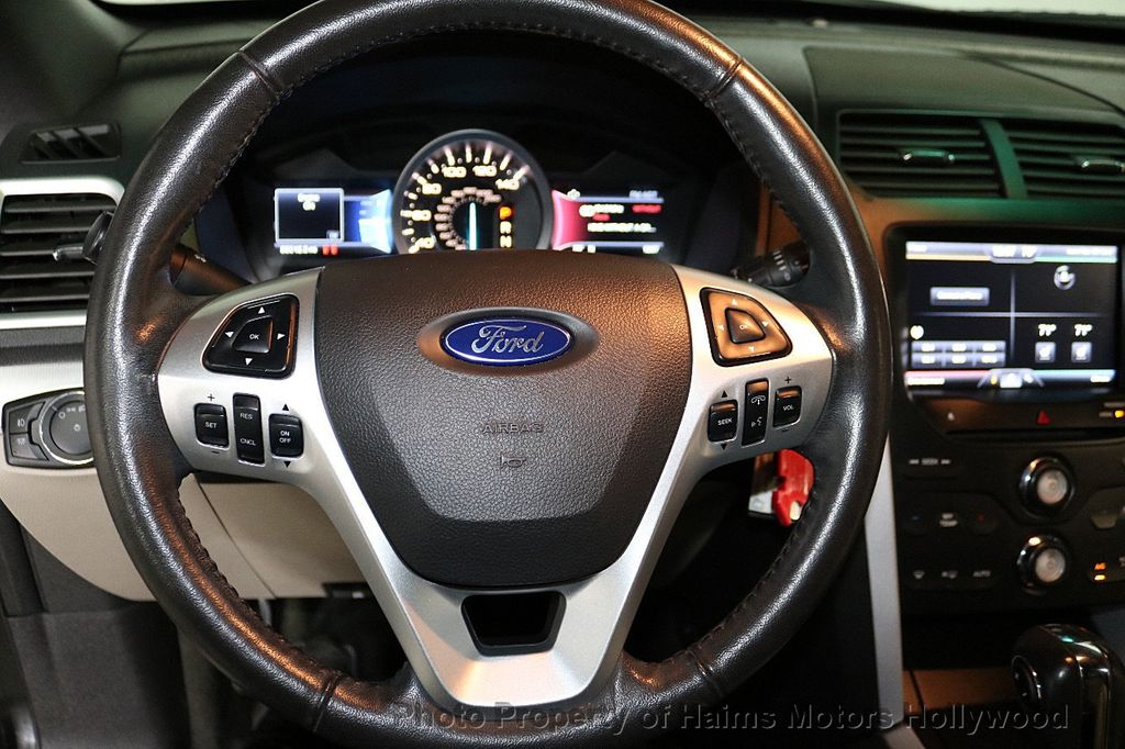 2014 Ford Explorer FWD 4dr XLT - 18459950 - 29