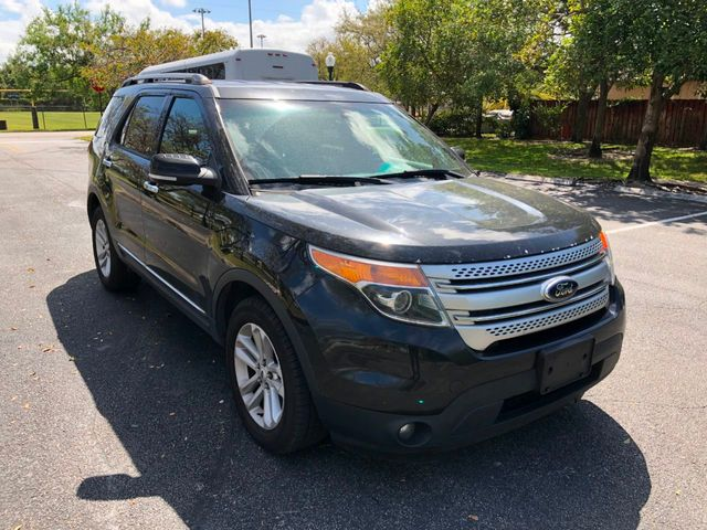 2014 Used Ford Explorer FWD 4dr XLT at A Luxury Autos Serving Miramar, FL,  IID 18692150
