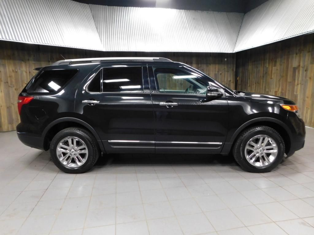 2014 Used Ford Explorer Xlt 4wd Leather Backup Camera At Fine 17790838
