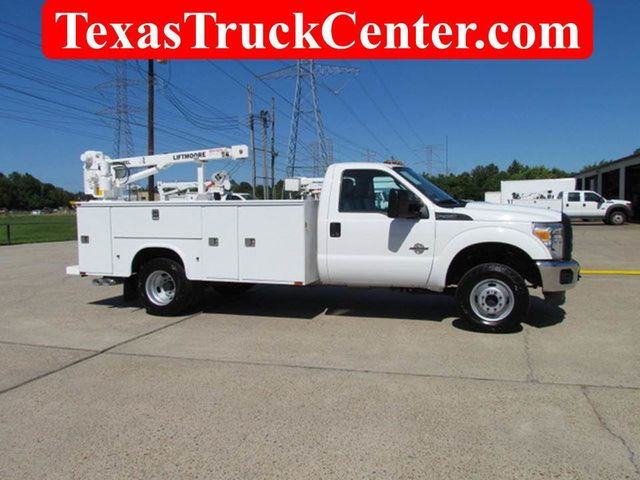 2014 Ford F350 Mechanics Service Truck 4x4 - 14383300 - 0