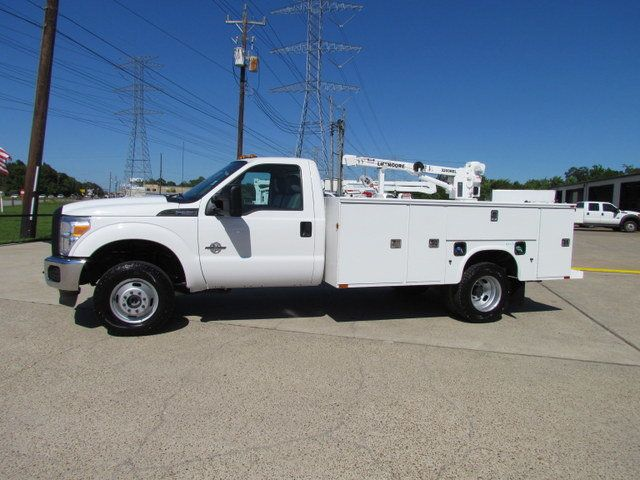 2014 Ford F350 Mechanics Service Truck 4x4 - 14383300 - 4