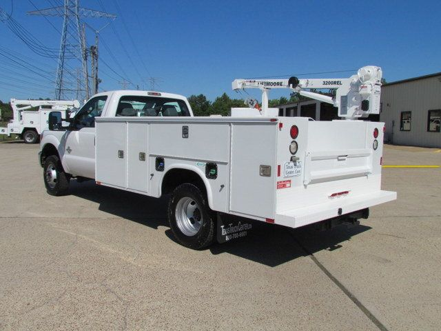 2014 Ford F350 Mechanics Service Truck 4x4 - 14383300 - 7