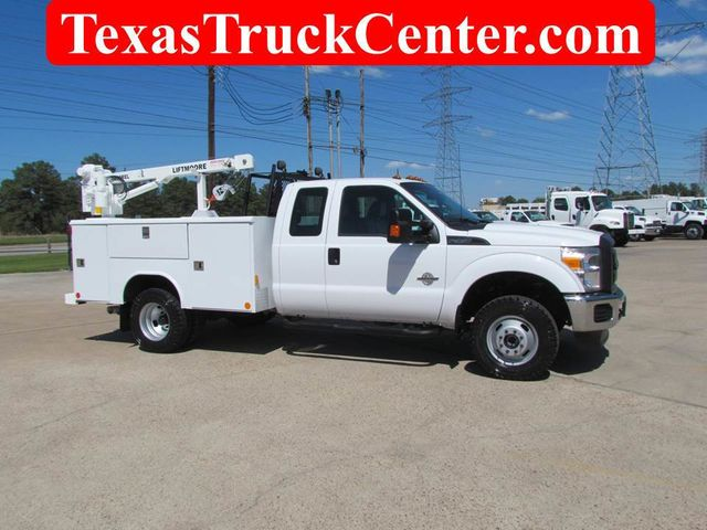 2014 Ford F350 Mechanics Service Truck 4x4 - 15047095 - 0