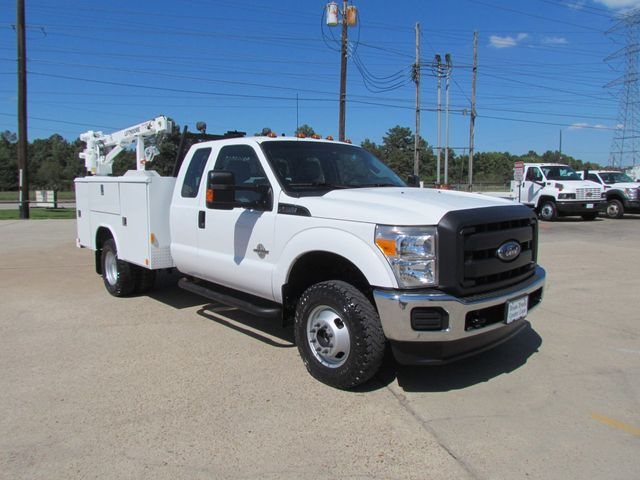 2014 Ford F350 Mechanics Service Truck 4x4 - 15047095 - 1
