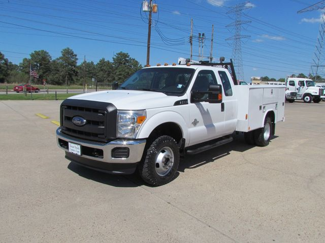 2014 Ford F350 Mechanics Service Truck 4x4 - 15047095 - 3