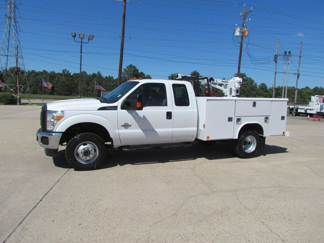 2014 Ford F350 Mechanics Service Truck 4x4 - 15047095 - 4