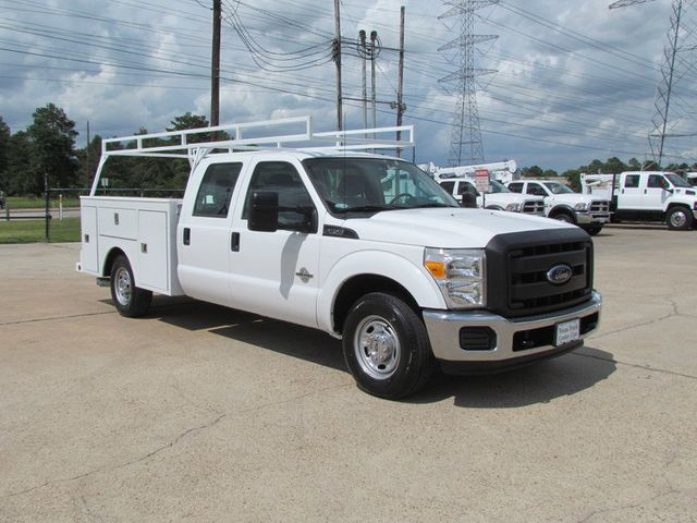 2014 Ford F350 Utility-Service 4x2 - 16347908 - 1