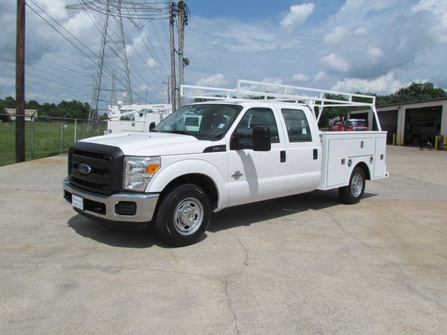 2014 Ford F350 Utility-Service 4x2 - 16347908 - 3