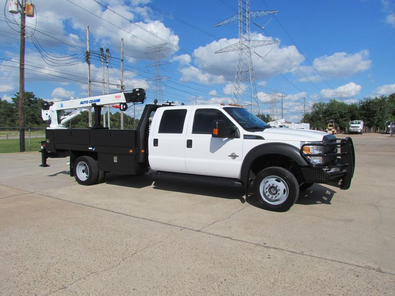 2014 Ford F450 Mechanics Service Truck 4x4 - 16546752 - 0