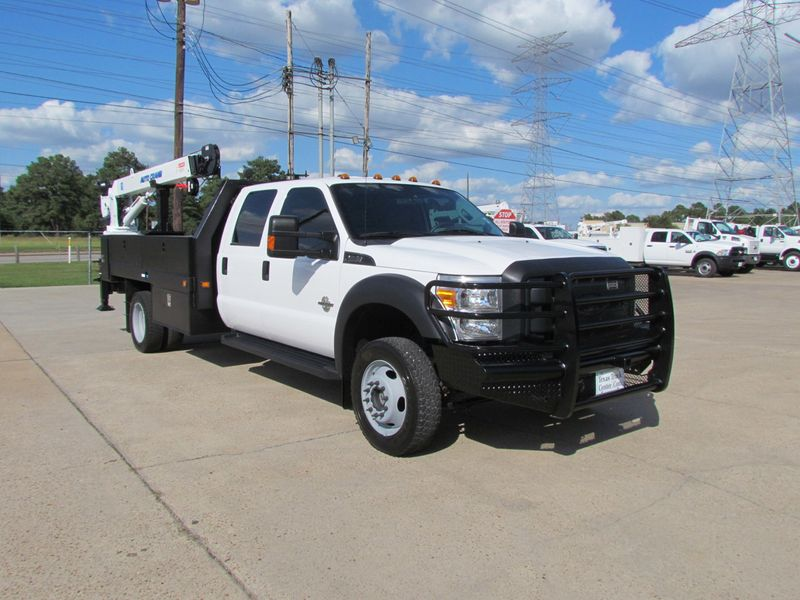2014 Ford F450 Mechanics Service Truck 4x4 - 16546752 - 1