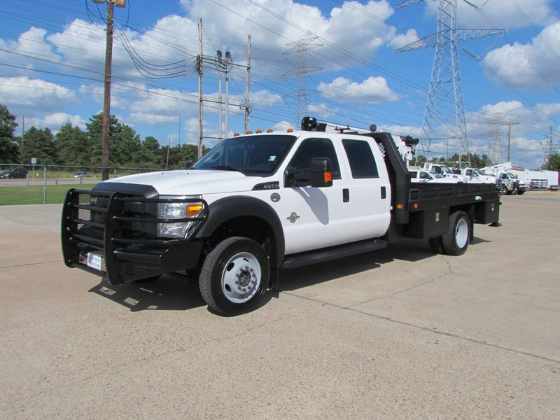 2014 Ford F450 Mechanics Service Truck 4x4 - 16546752 - 4