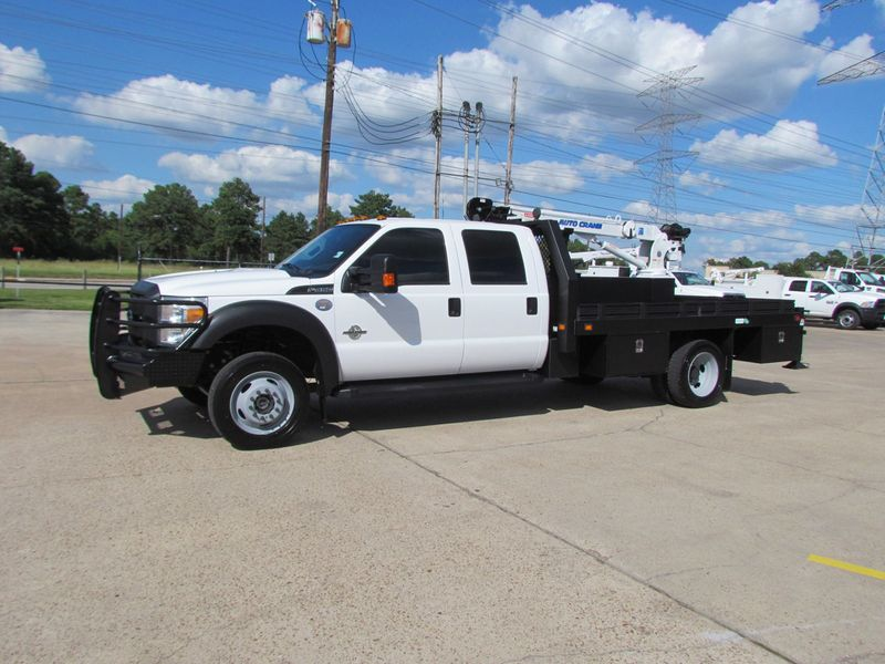 2014 Ford F450 Mechanics Service Truck 4x4 - 16546752 - 5