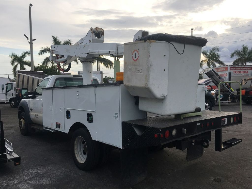 2014 Ford F550 ALTEC AT37-G BUCKET TRUCK .BOOM TRUCK - 18332214 - 2