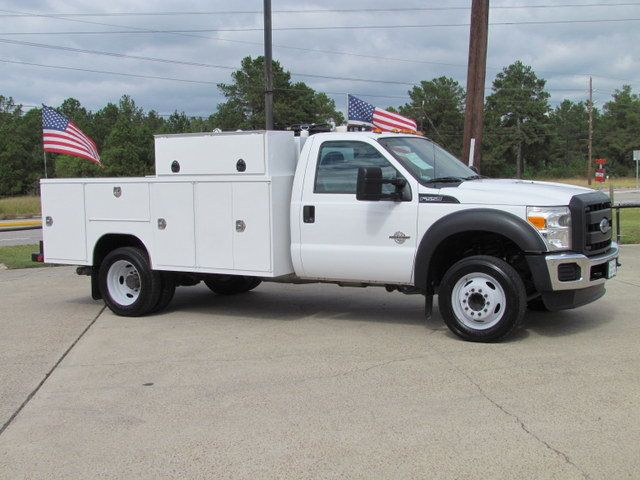 2014 Ford F550 Fuel - Lube Truck 4x4 - 12971032 - 1