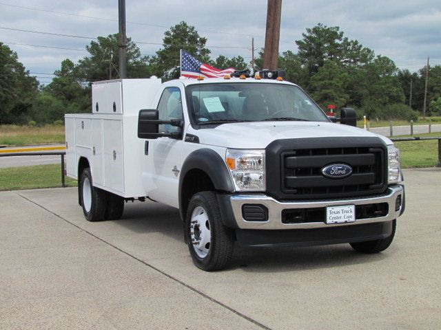2014 Ford F550 Fuel - Lube Truck 4x4 - 12971032 - 2