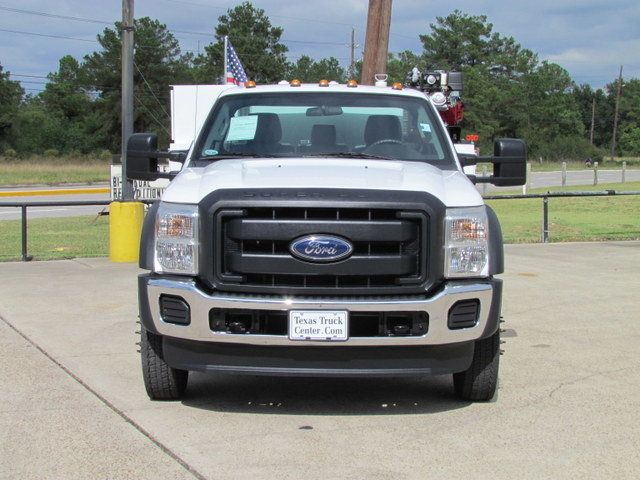 2014 Ford F550 Fuel - Lube Truck 4x4 - 12971032 - 3
