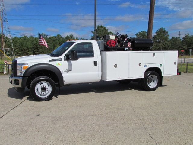 2014 Ford F550 Fuel - Lube Truck 4x4 - 12971032 - 4
