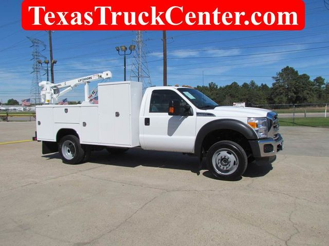 2014 Ford F550 Mechanics Service Truck 4x4 - 14660190 - 0