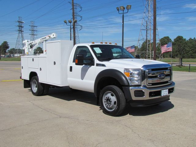 2014 Ford F550 Mechanics Service Truck 4x4 - 14660190 - 1