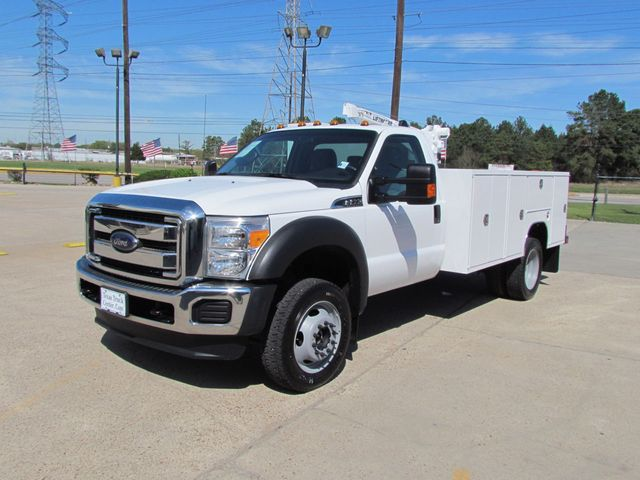 2014 Ford F550 Mechanics Service Truck 4x4 - 14660190 - 3