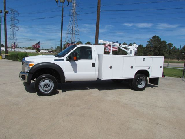2014 Ford F550 Mechanics Service Truck 4x4 - 14660190 - 4