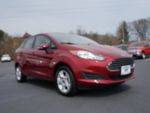 2014 Ford Fiesta 4dr Sdn SE - 11911583 - 0