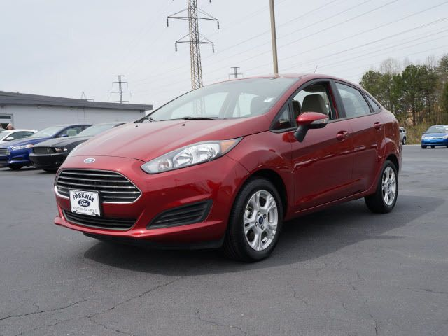 2014 Ford Fiesta 4dr Sdn SE - 11911583 - 3