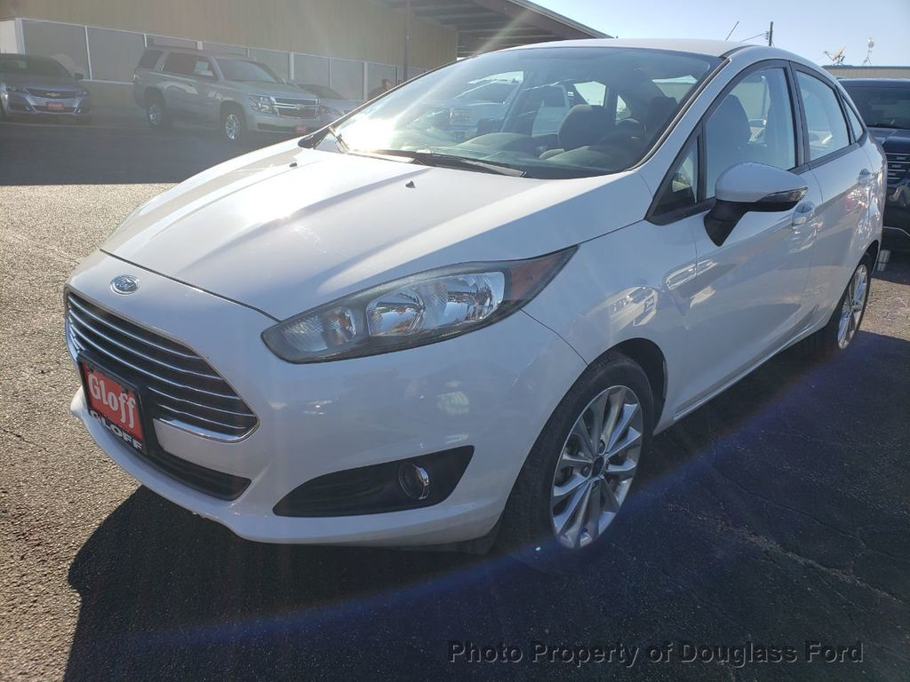 2014 Ford Fiesta 4dr Sedan SE - 18684363 - 0