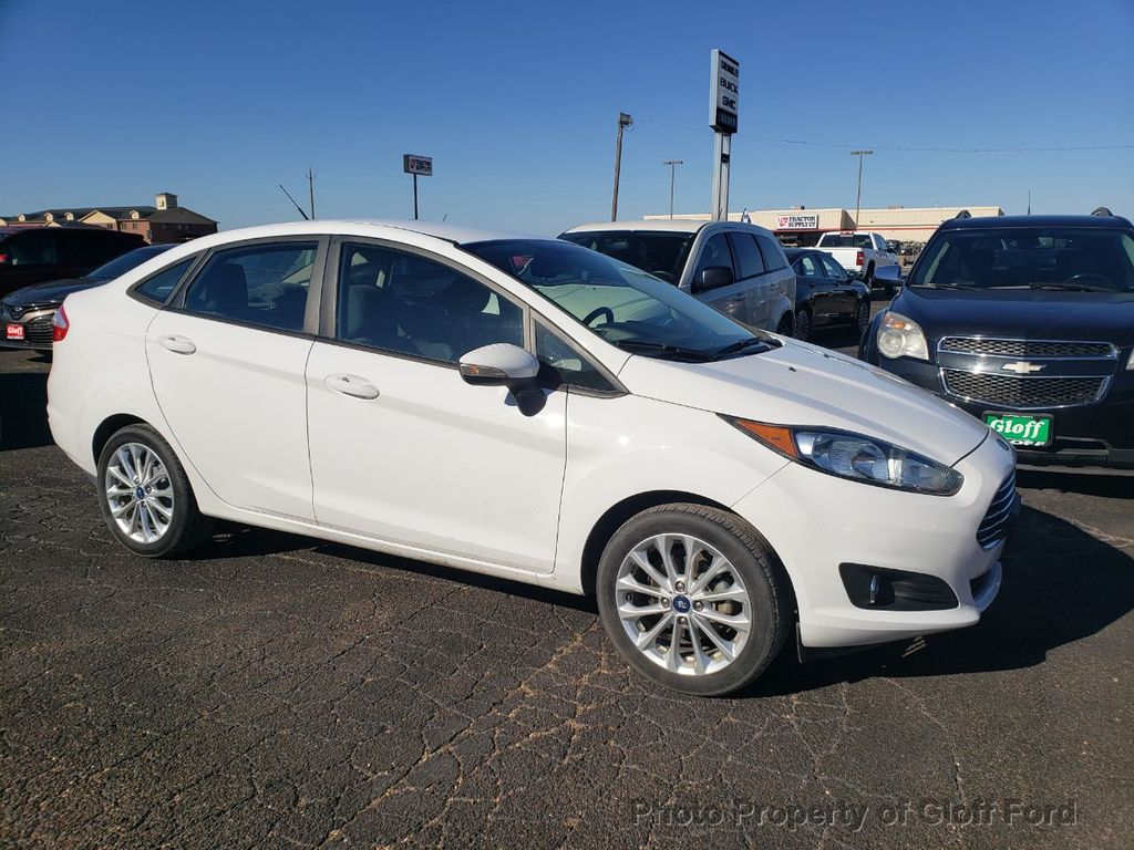 2014 Ford Fiesta 4dr Sedan SE - 18684363 - 3