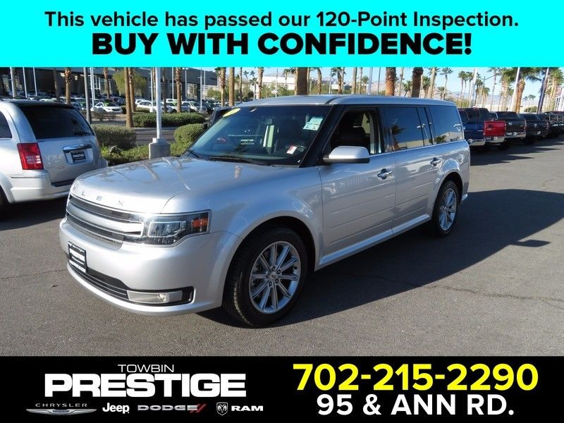 2014 Ford Flex 4dr Limited FWD - 17128982 - 0