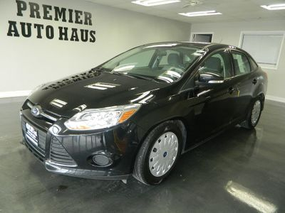 2014 Ford Focus 2014 FORD FOCUS SE 4DR SEDAN