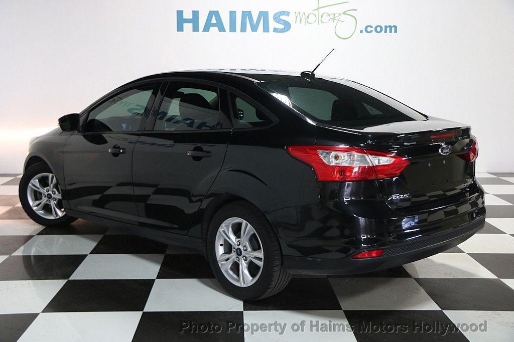 2014 used ford focus 4dr sedan se at haims motors. Black Bedroom Furniture Sets. Home Design Ideas