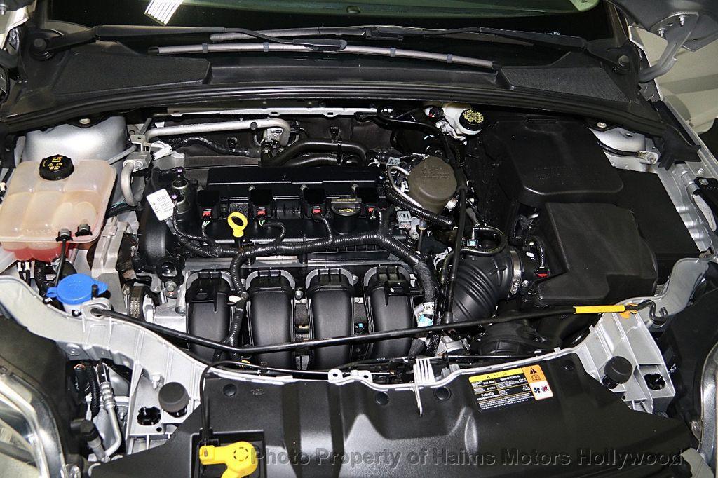 2014 Used Ford Focus 5dr Hatchback Se At Haims Motors Serving Fort