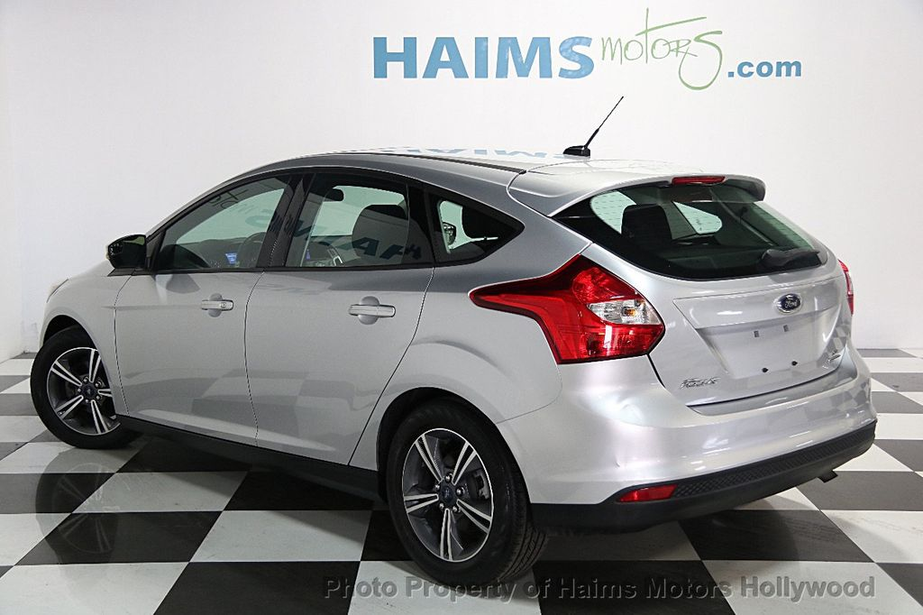 2014 used ford focus 5dr hatchback se at haims motors hollywood serving fort lauderdale. Black Bedroom Furniture Sets. Home Design Ideas