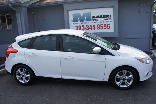 2014 used ford focus 5dr hatchback se at maaliki motors. Black Bedroom Furniture Sets. Home Design Ideas