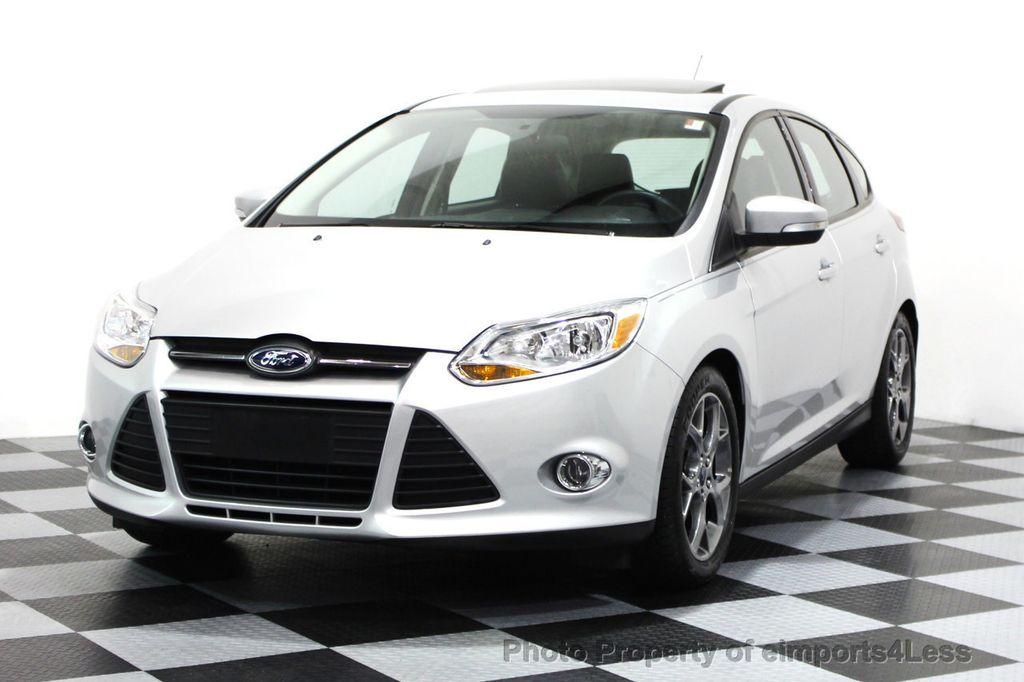 2014 ford focus certified focus se hatchback 16067038 0