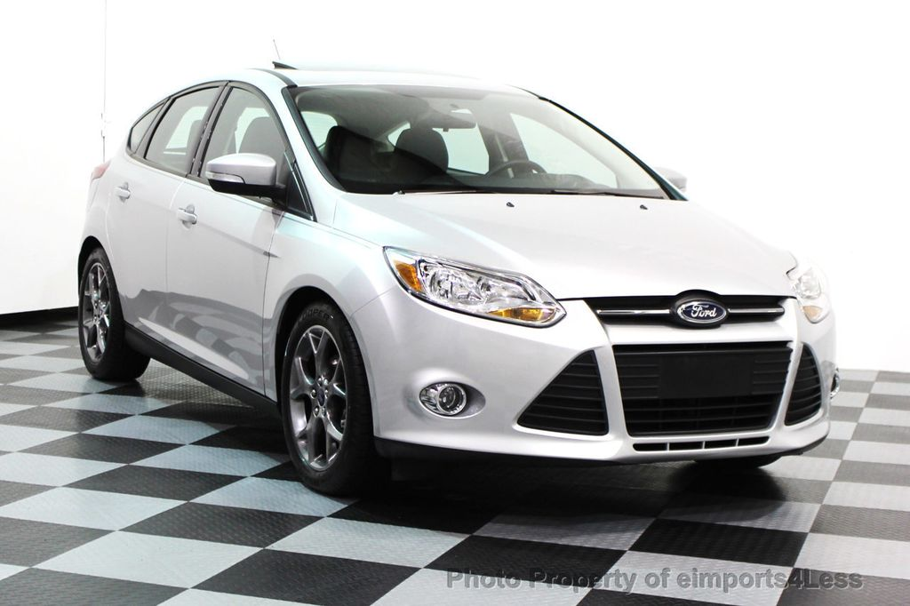 2014 used ford focus certified focus se hatchback at eimports4less serving doylestown bucks. Black Bedroom Furniture Sets. Home Design Ideas