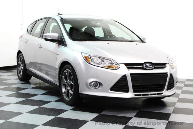 2014 Ford Focus CERTIFIED FOCUS SE HATCHBACK   16067038   1