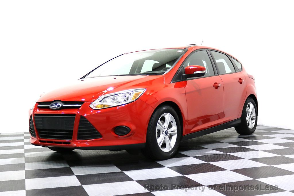 2014 Ford Focus CERTIFIED FOCUS SE SUNROOF - 17275699 - 12