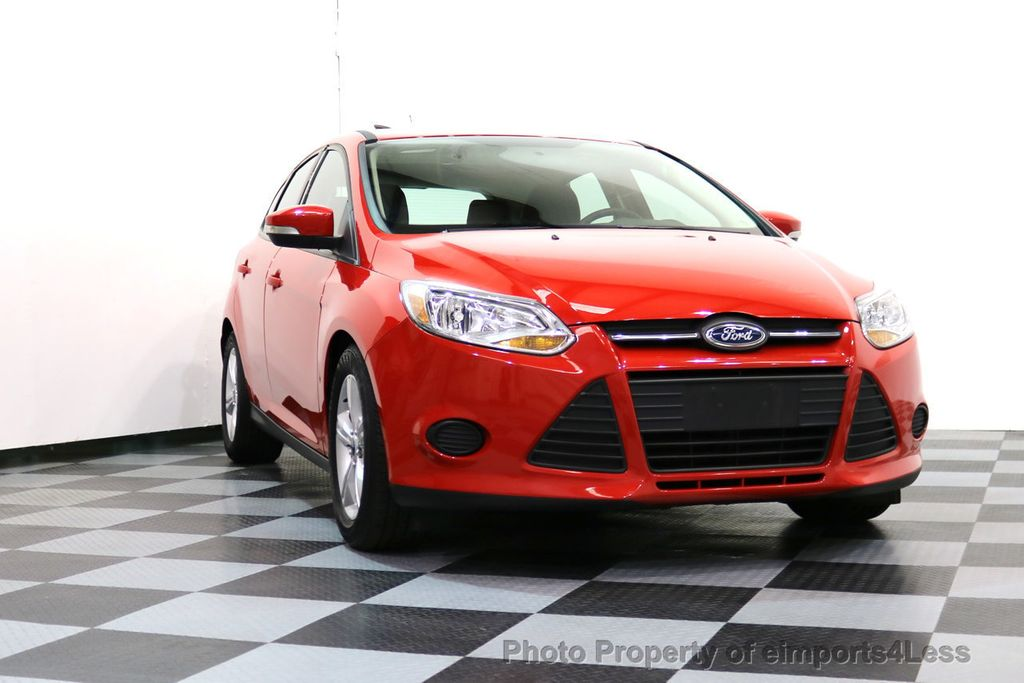 2014 Ford Focus CERTIFIED FOCUS SE SUNROOF - 17275699 - 13