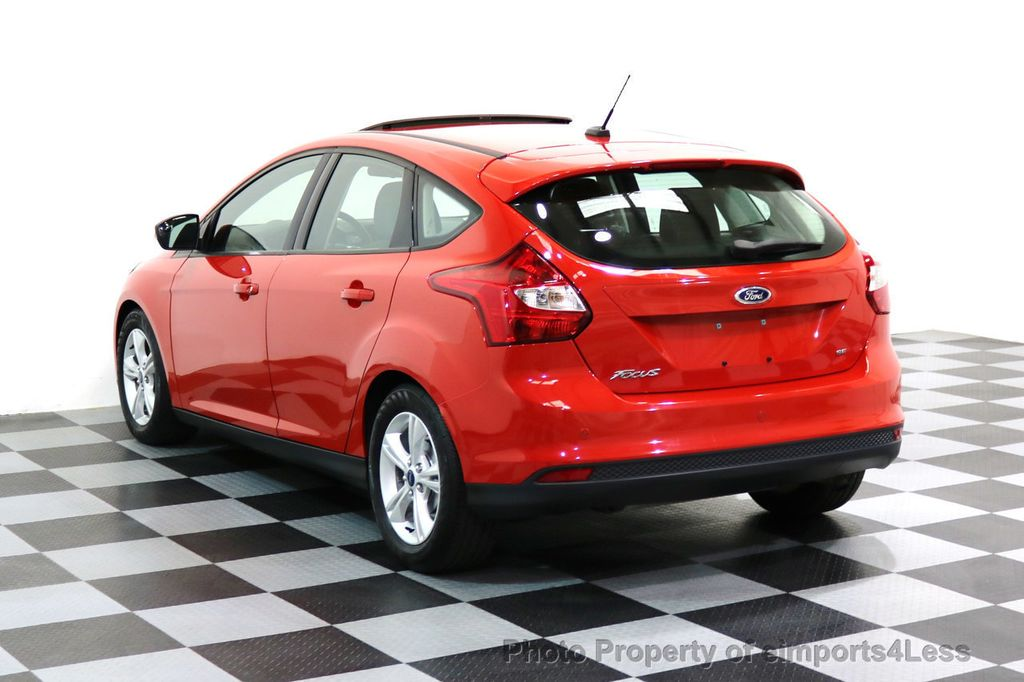 2014 Ford Focus CERTIFIED FOCUS SE SUNROOF - 17275699 - 14