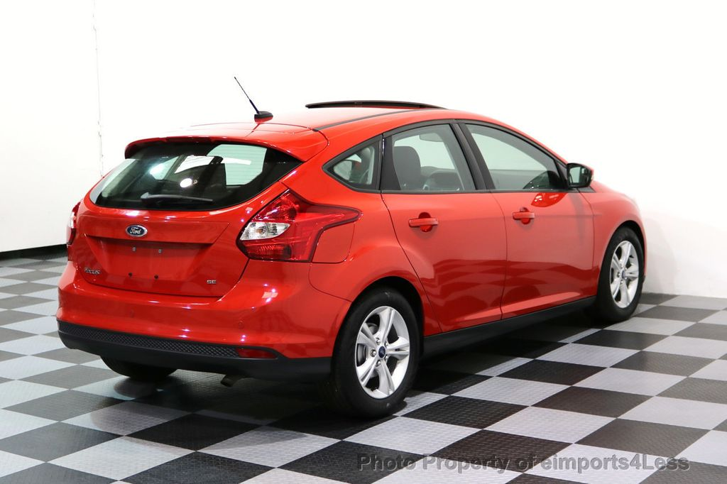 2014 Ford Focus CERTIFIED FOCUS SE SUNROOF - 17275699 - 16