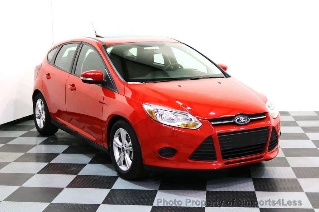 2014 used ford focus certified focus se sunroof at 2013 Ford Focus St 2015 Ford F-150 Sunroof